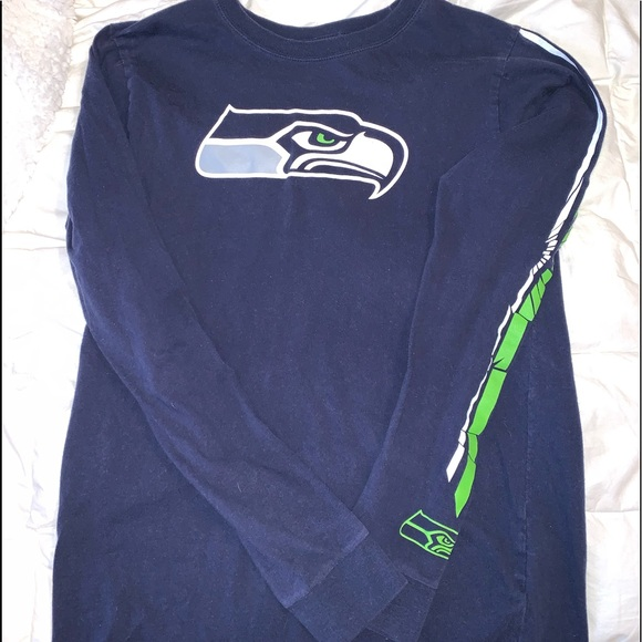 seattle seahawks shirts for kids